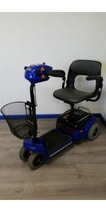 Scootmobiel opvouwbaar | Practicomfort Samba 2 | 4 wiel | Gebruikt